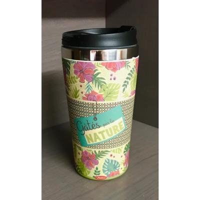 MUG THERMOS BAMBOU - GATES PAR LA NATURE